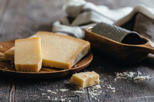fromages parmesan
